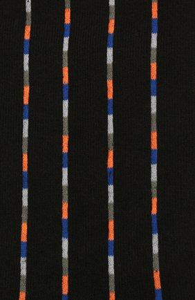 Мужские хлопковые носки BURLINGTON черного цвета, арт. 21932 | Фото 2