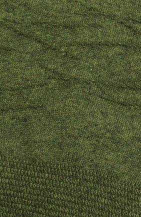Мужские носки FALKE зеленого цвета, арт. 12440 | Фото 2