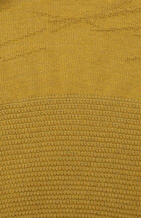 Мужские носки FALKE хаки цвета, арт. 12440 | Фото 2