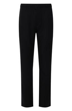 Мужские брюки A-COLD-WALL* черного цвета, арт. ACWMR009 | Фото 1