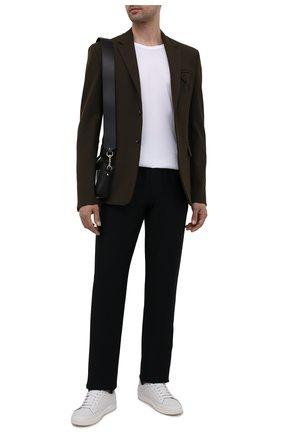 Мужские брюки A-COLD-WALL* черного цвета, арт. ACWMR009 | Фото 2
