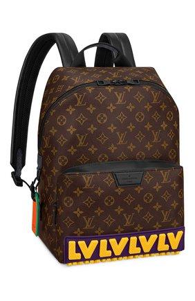 Мужской рюкзак discovery LOUIS VUITTON коричневого цвета, арт. M57965   Фото 1