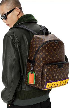 Мужской рюкзак discovery LOUIS VUITTON коричневого цвета, арт. M57965   Фото 2