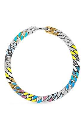 Мужского колье chain links LOUIS VUITTON разноцветного цвета, арт. MP3065 | Фото 1