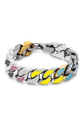 Мужской браслет chain links LOUIS VUITTON разноцветного цвета, арт. MP3066 | Фото 1