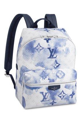Мужской рюкзак discovery LOUIS VUITTON белого цвета, арт. M45760   Фото 1