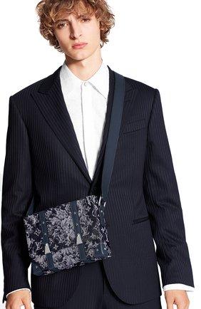Мужская сумка trunk LOUIS VUITTON темно-синего цвета, арт. M57282 | Фото 2