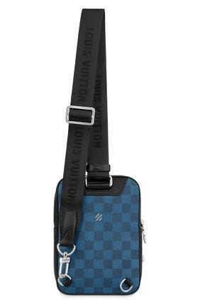 Мужская сумка amazone LOUIS VUITTON синего цвета, арт. N50011 | Фото 2