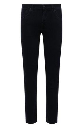 Мужские джинсы 7 FOR ALL MANKIND темно-синего цвета, арт. JSMXB780LB | Фото 1