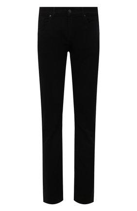 Мужские джинсы 7 FOR ALL MANKIND черного цвета, арт. JSMSB820LR | Фото 1