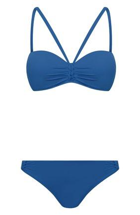 Женский раздельный купальник GOTTEX бирюзового цвета, арт. 21BEB05-21BEP04   Фото 1