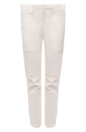 Женские брюки FRAME DENIM белого цвета, арт. BBTMP999   Фото 1