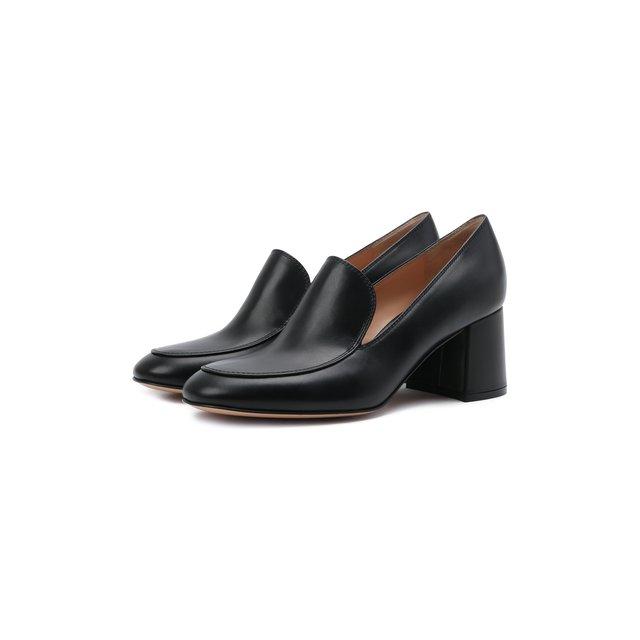Кожаные туфли Orly Gianvito Rossi