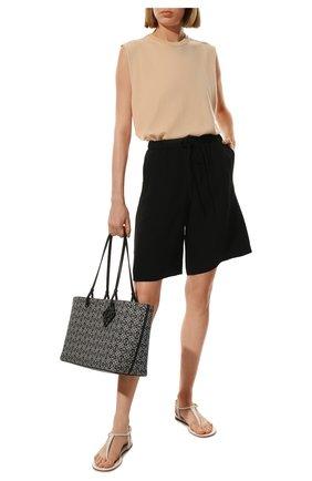 Женские кожаные сандалии jaey GIANVITO ROSSI белого цвета, арт. G32059.05CU0.NAPBIAN | Фото 2