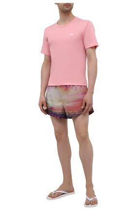 Мужские плавки-шорты BOSS разноцветного цвета, арт. 50454441 | Фото 2