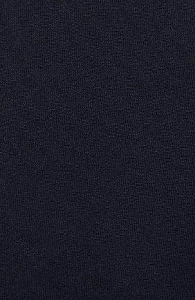 Мужской кашемировый шарф-снуд MOORER синего цвета, арт. SCALDAC0LL0 BIC0L0RE-CWS/M0USC100001-TEPA177 | Фото 2 (Материал: Шерсть, Кашемир; Кросс-КТ: кашемир)