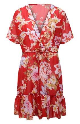 Женское платье GOTTEX красного цвета, арт. 21HI694   Фото 1