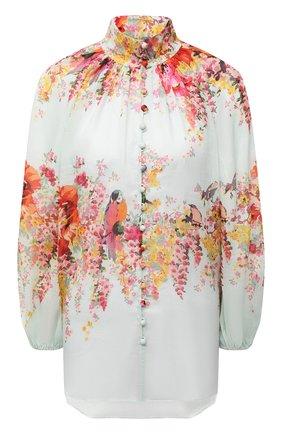 Женская блузка ZIMMERMANN разноцветного цвета, арт. 1901TMAE   Фото 1