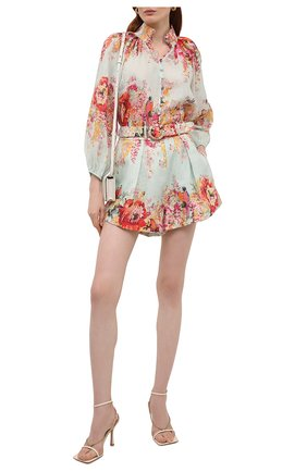 Женская блузка ZIMMERMANN разноцветного цвета, арт. 1901TMAE   Фото 2