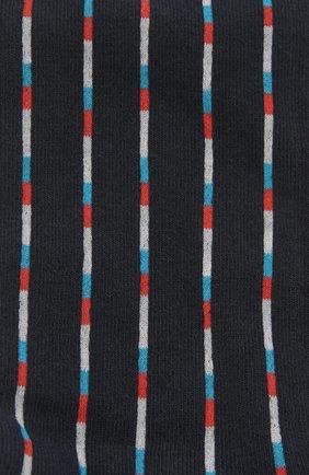 Мужские хлопковые носки BURLINGTON темно-синего цвета, арт. 21932 | Фото 2