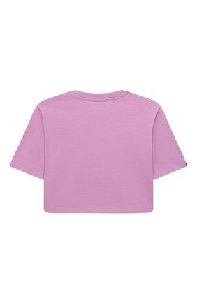 Укороченная футболка | Фото №2