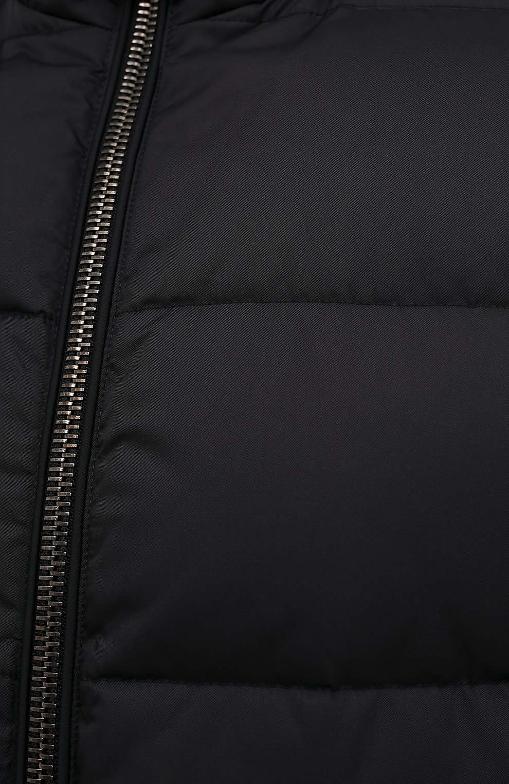 Мужской пуховый жилет fayer-wk MOORER черного цвета, арт. FAYER-WK/M0UGI100180-TEPA022 | Фото 5 (Кросс-КТ: Куртка, Пуховик; Материал внешний: Синтетический материал; Материал подклада: Синтетический материал; Длина (верхняя одежда): Короткие; Материал утеплителя: Пух и перо; Стили: Кэжуэл)