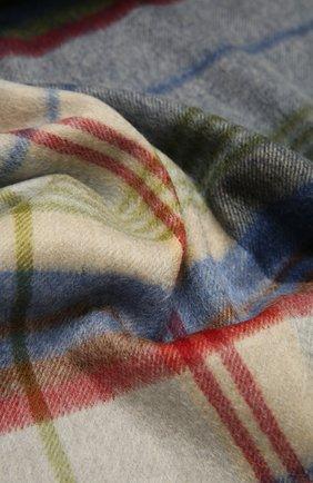 Мужской кашемировый шарф LORO PIANA разноцветного цвета, арт. FAL5698 | Фото 2