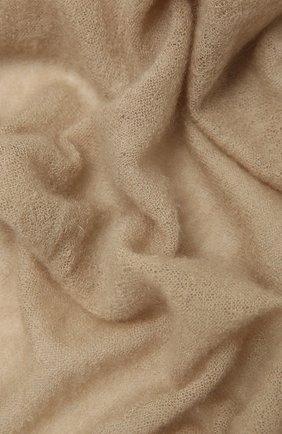 Женский кашемировый шарф helsinki BALMUIR бежевого цвета, арт. 122102   Фото 2