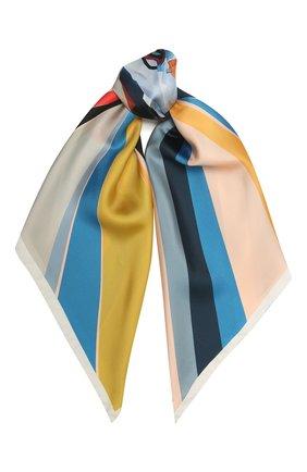 Женский шелковый платок avant-garde RADICAL CHIC разноцветного цвета, арт. 273001.07.02   Фото 1