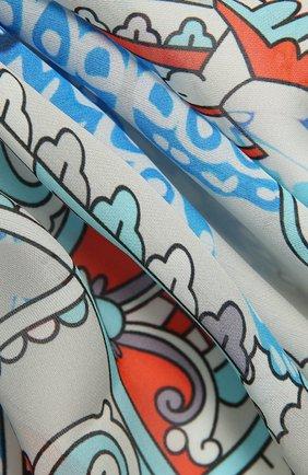 Женский платок allegro RADICAL CHIC разноцветного цвета, арт. 443813.23.03   Фото 2