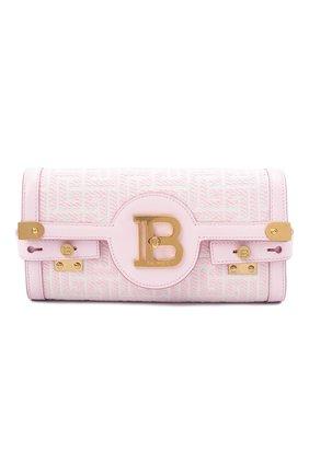 Женская сумка buzz 23 BALMAIN розового цвета, арт. WN1LE596/TJGH | Фото 1