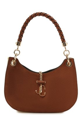 Женская сумка varenne JIMMY CHOO коричневого цвета, арт. VARENNE H0B0/S/PIV | Фото 1