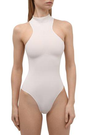 Женское боди ADAMO белого цвета, арт. ADSS21B002015060 | Фото 2