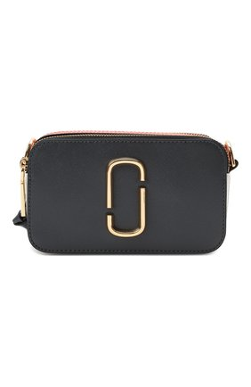 Женская сумка snapshot small MARC JACOBS (THE) темно-серого цвета, арт. M0012007   Фото 1