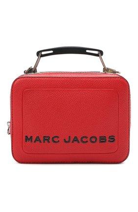 Женская сумка the box MARC JACOBS (THE) красного цвета, арт. M0014840   Фото 1