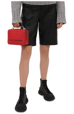 Женская сумка the box MARC JACOBS (THE) красного цвета, арт. M0014840   Фото 2