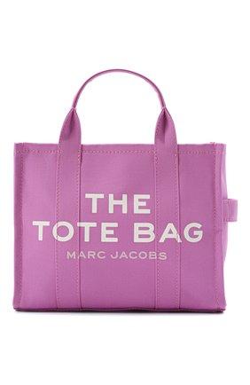 Женский сумка-тоут the traveller small MARC JACOBS (THE) розового цвета, арт. M0016161   Фото 1