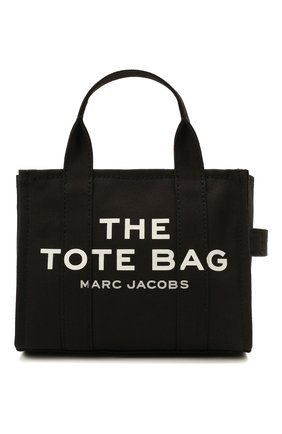Женский сумка-тоут traveller mini MARC JACOBS (THE) черного цвета, арт. M0016493   Фото 1