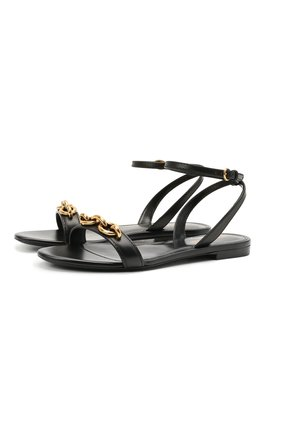 Кожаные сандалии Maillon | Фото №1