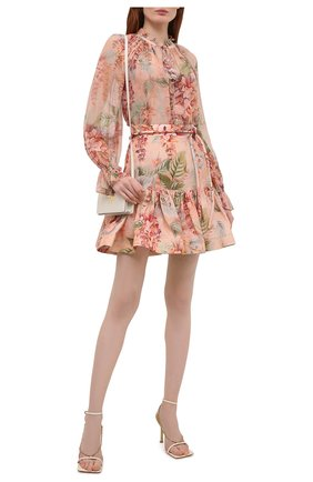Льняная юбка | Фото №2