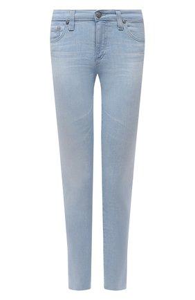 Женские джинсы AG голубого цвета, арт. RLS1389RH/27YP0A/MX | Фото 1