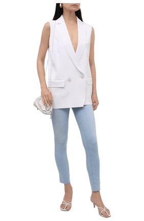 Женские джинсы AG голубого цвета, арт. RLS1389RH/27YP0A/MX | Фото 2