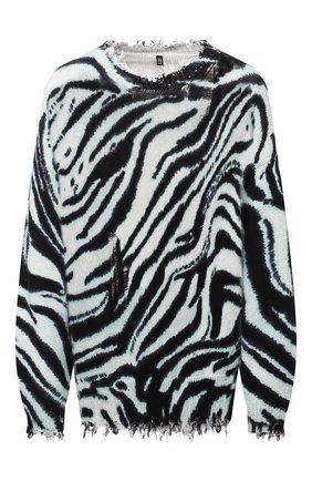 Женский хлопковый свитер R13 разноцветного цвета, арт. R13W9365-55   Фото 1