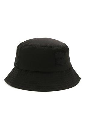 Мужская панама BOSS черного цвета, арт. 50454458   Фото 1