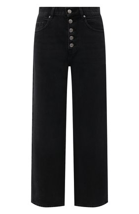 Женские джинсы BOSS темно-серого цвета, арт. 50453851   Фото 1