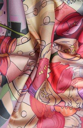 Шелковый платок Umbrella | Фото №2
