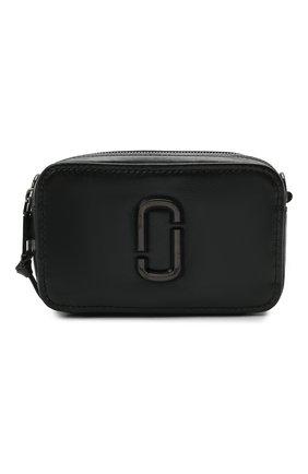 Женская сумка the softshot 21 MARC JACOBS (THE) черного цвета, арт. H118L01PF21   Фото 1