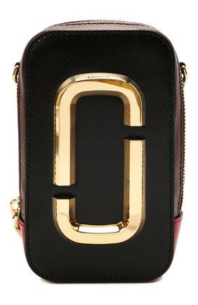 Женская сумка the hot shot small MARC JACOBS (THE) черного цвета, арт. M0016765   Фото 1