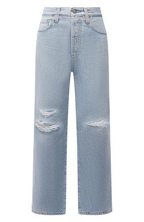 Женские джинсы AG голубого цвета, арт. HRD1A98/23YCUL/MX | Фото 1