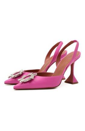 Кожаные туфли Begum | Фото №1